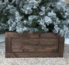 The Christmas Tree Box Workshop