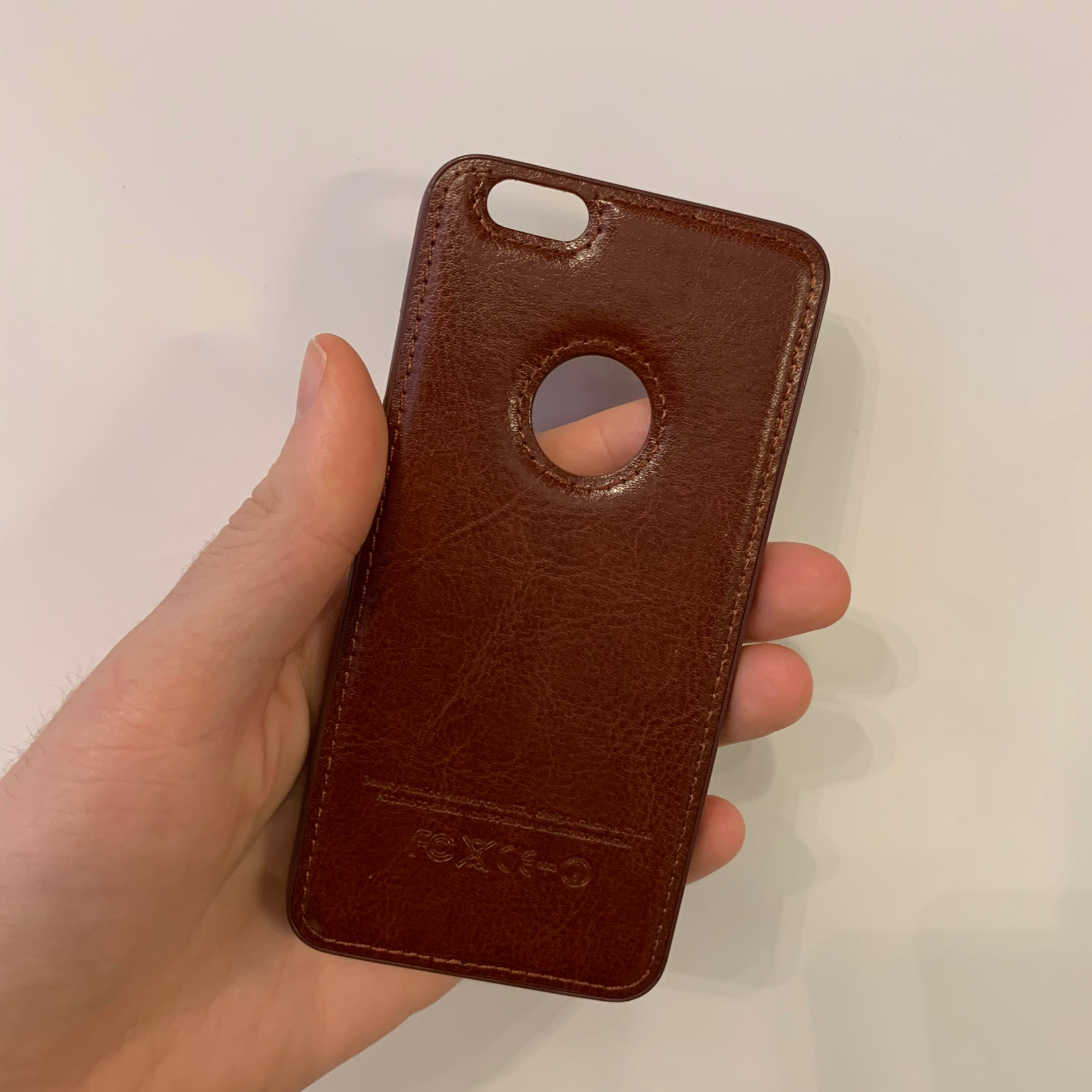 02 iPhone 6/6s Textured Case