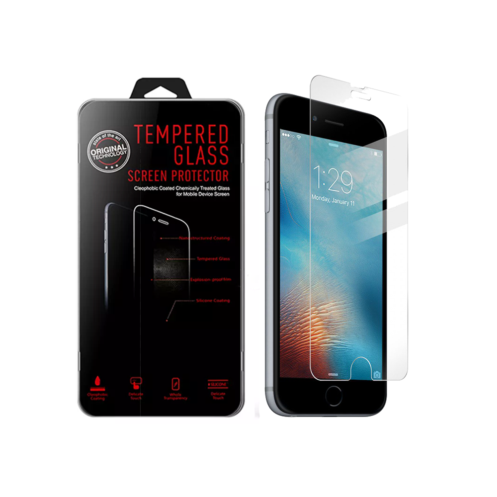 iPhone 6/6s Tempered glass