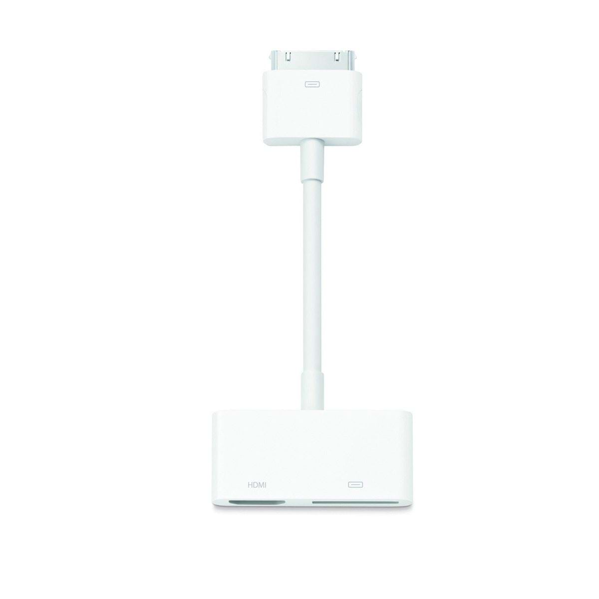 APPLE DIGITAL AV ADAPTER • 2 typer