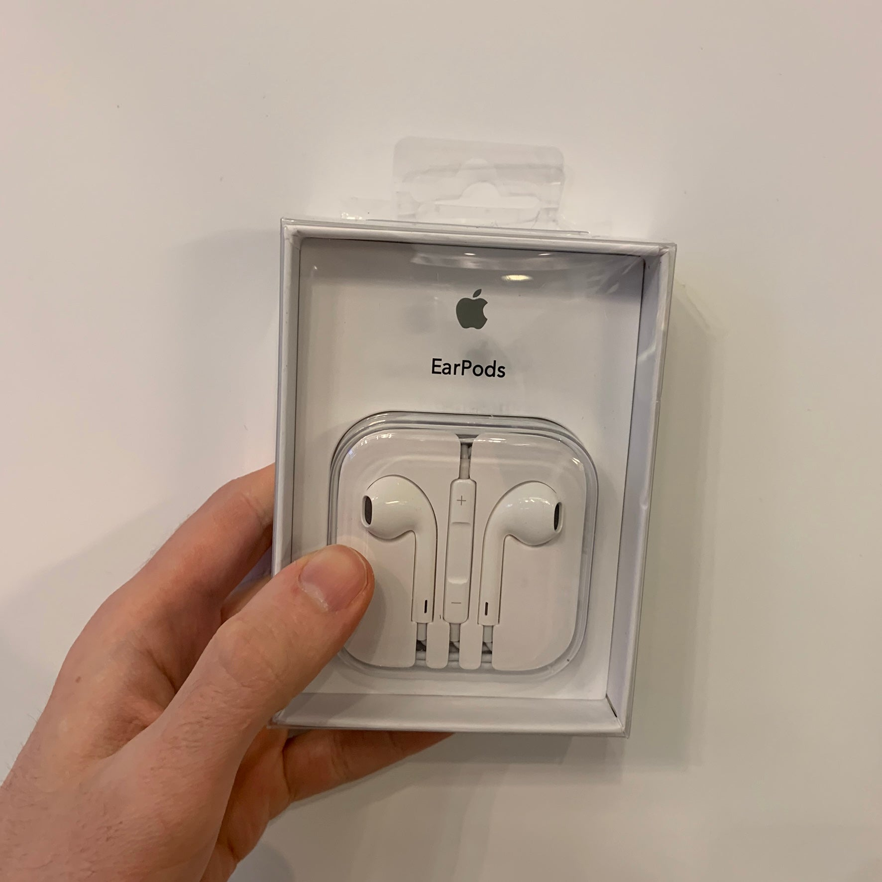 AirPods Øretelefoner 3,5mm