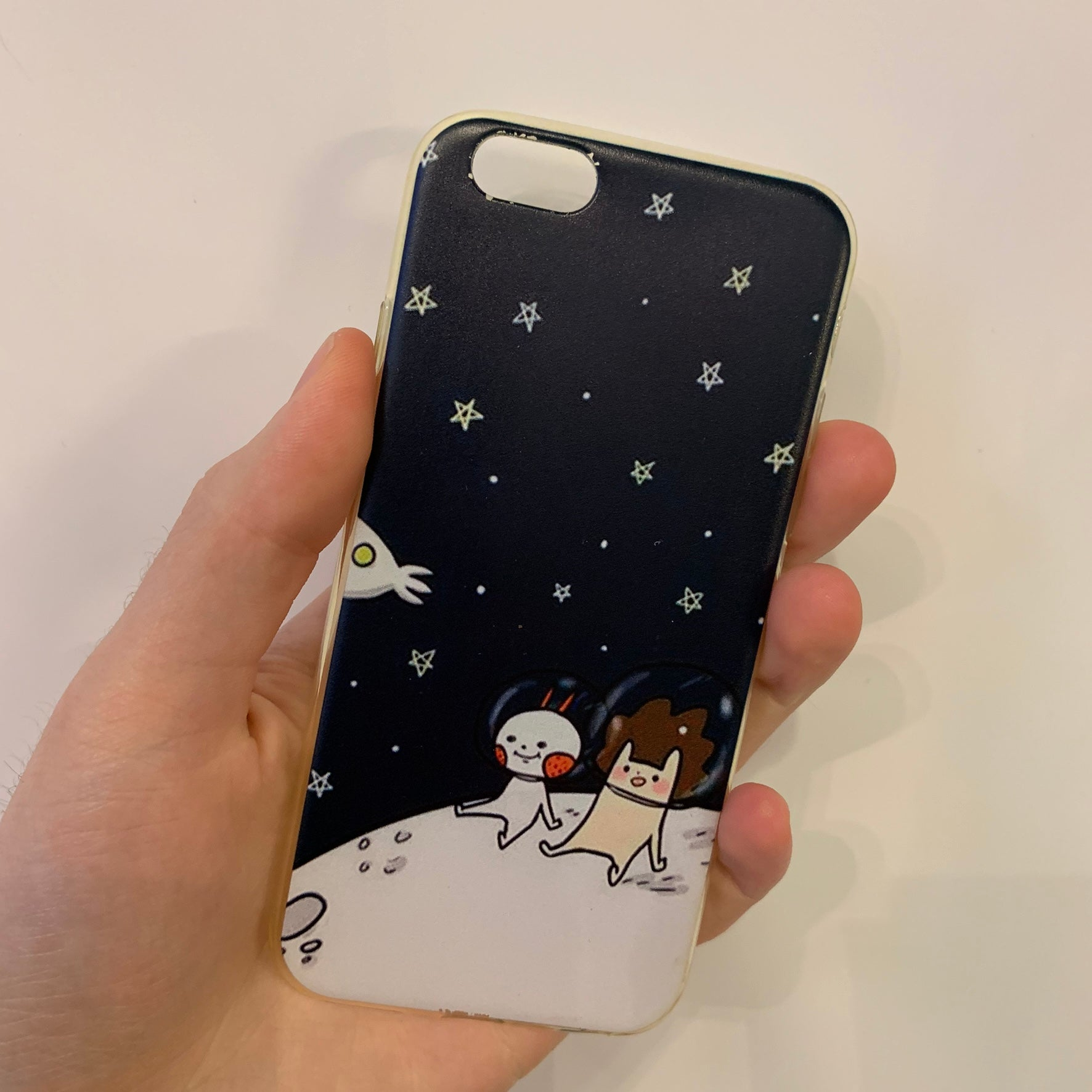 05 iPhone 6/6s Illustrated Case