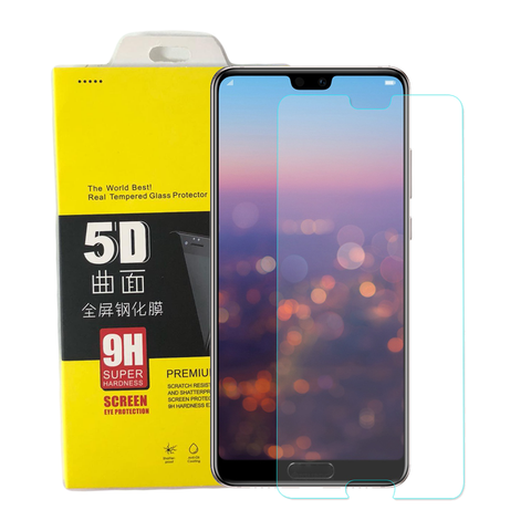 Huawei P20/P20 Pro Tempered glass
