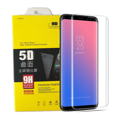 Samsung s6/s7/s8/s9 Tempered glass