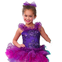 E1148 Sweet as Sugar - Jazz, Tap & Hip Hop, Online Dance Costumes