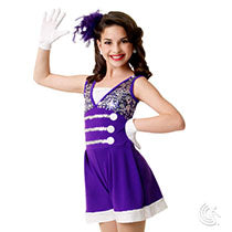 E733 CLAP, WIGGLE, SHAKE - Jazz, Tap & Hip Hop, Online Dance Costumes