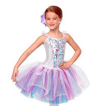 E1321 Bouquet of Happiness - Ballet, Online Dance Costumes