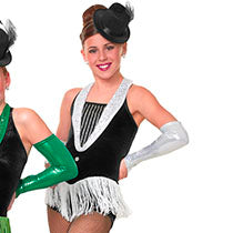 E1246 Smooth Jazz - Jazz, Tap & Hip Hop, Online Dance Costumes