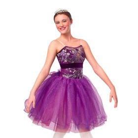 C266 Young Maiden - Ballet, Online Dance Costumes