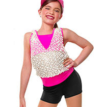 J4808 Lockin - Jazz, Tap & Hip Hop, Online Dance Costumes