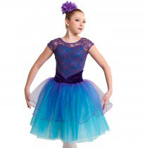 E1683 Wondering Gaze - Ballet, Online Dance Costumes