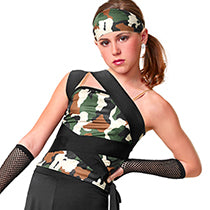 E1239 Iron Clad - Jazz, Tap & Hip Hop, Online Dance Costumes