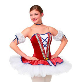 C270 Queen of the Village - Ballet, Online Dance Costumes