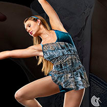 R085 Seasons of Love - Contemporary, Online Dance Costumes