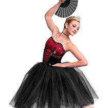 C246L Lullaby for a Stormy Night - Ballet, Online Dance Costumes