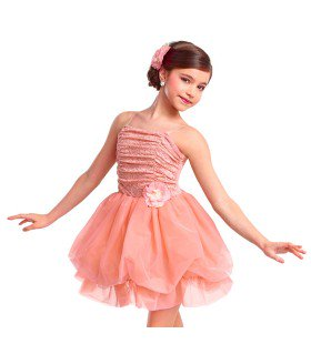 E1372 Endless Affection - Contemporary, Online Dance Costumes