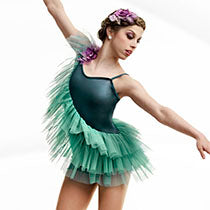 R233 Woodland Dreams - Contemporary, Online Dance Costumes