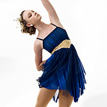 R230 Sweet Surrender - Contemporary, Online Dance Costumes
