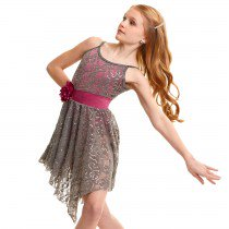 E1690 Haunted Starlight - Contemporary, Online Dance Costumes