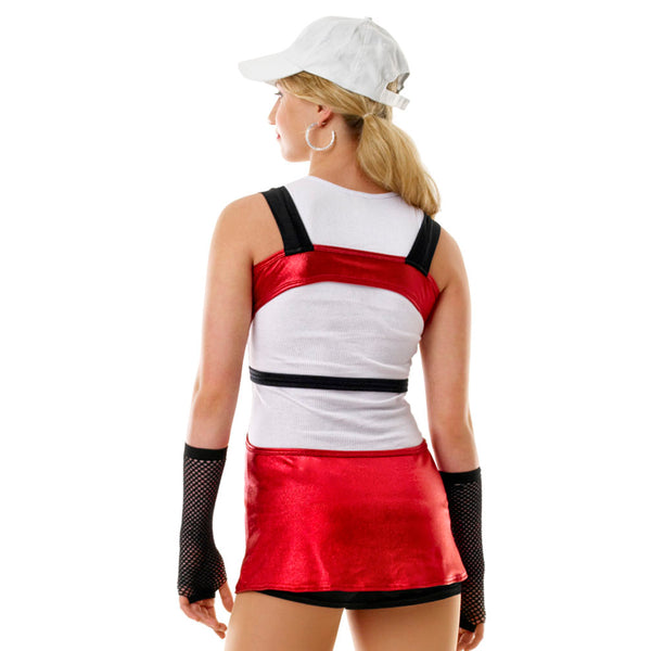 J4547 Dance Jam (Red & Gunmetal Available - Jazz, Tap & Hip Hop, Online Dance Costumes