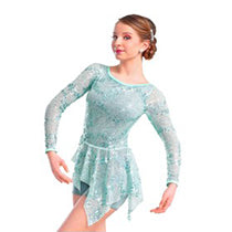E1359 Temptation - Contemporary, Online Dance Costumes