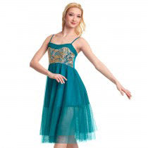 R484 Shine and Dance - Contemporary, Online Dance Costumes