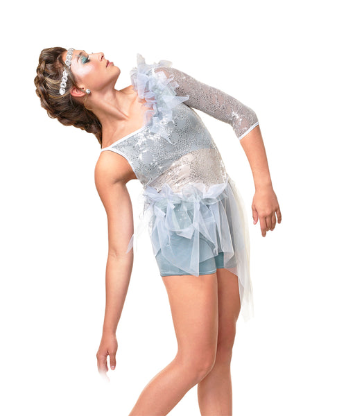 T4930 Ice Storm - Contemporary, Online Dance Costumes