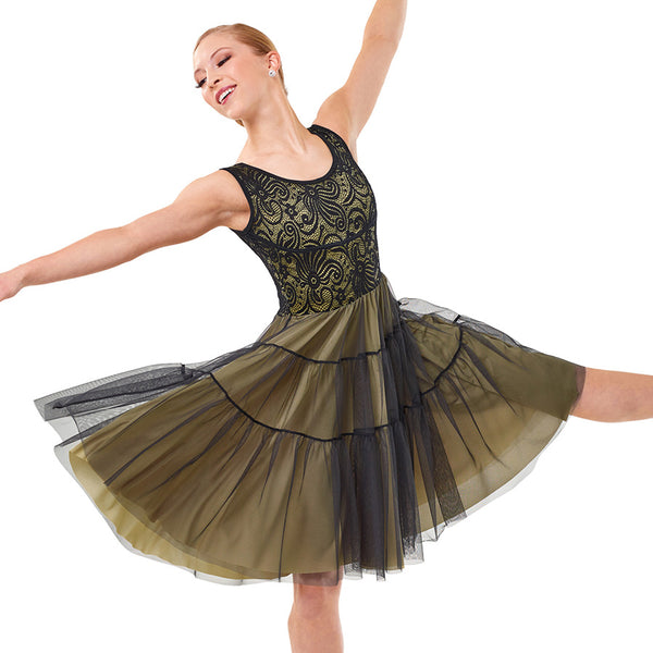 R450 Night of Magic - Contemporary, Online Dance Costumes
