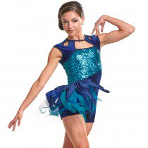 R439 Gliding Shadows - Jazz, Tap & Hip Hop, Online Dance Costumes