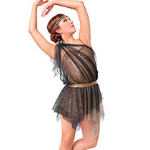 R352 Whimsical Wonderland - Contemporary, Online Dance Costumes