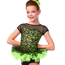 E1447 Sassy and Upbeat - Jazz, Tap & Hip Hop, Online Dance Costumes