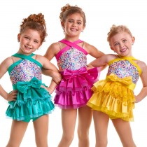E1787 Party Rock - Jazz, Tap & Hip Hop, Online Dance Costumes