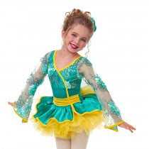 E497 Lotus - Character, Online Dance Costumes