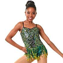 J5071 Mind Games - Jazz, Tap & Hip Hop, Online Dance Costumes