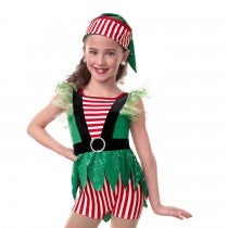 E1109 Elf Magic - Character, Online Dance Costumes