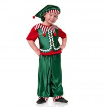 E052 Holiday Elf - Character, Online Dance Costumes