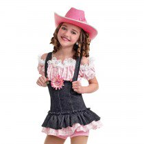 E514 Country Charm - Character, Online Dance Costumes