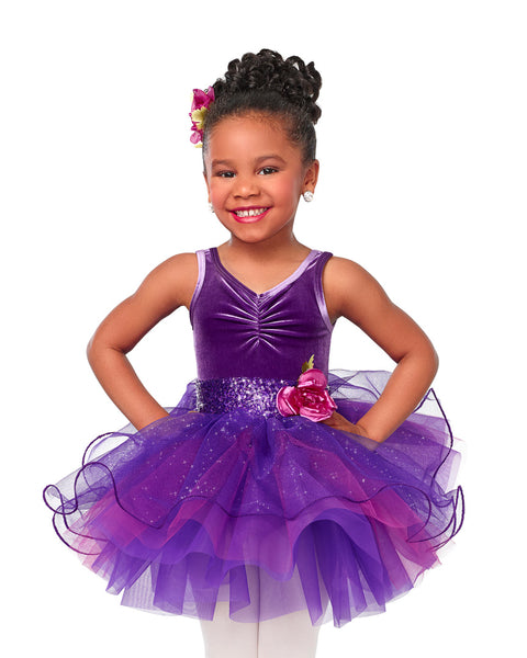 E1269 Hearts Dancing - Tutu Cute, Online Dance Costumes
