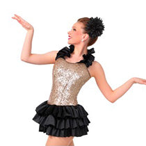 J4963 You should be Dancing - Jazz, Tap & Hip Hop, Online Dance Costumes