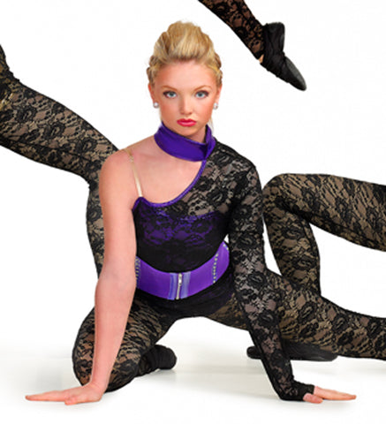 J4854 Misty - Jazz, Tap & Hip Hop, Online Dance Costumes