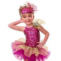 E909 Start the Show - Jazz, Tap & Hip Hop, Online Dance Costumes