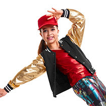 J5051 VarCity Jacket - Jazz, Tap & Hip Hop, Online Dance Costumes