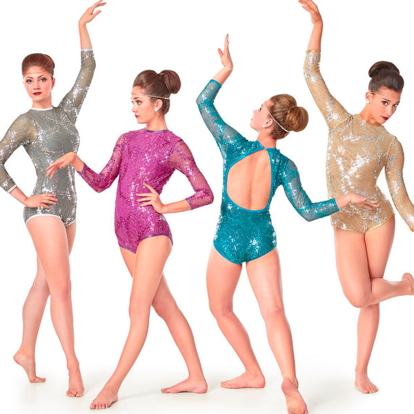 J4986 Here and Now - Magenta - Jazz, Tap & Hip Hop, Online Dance Costumes