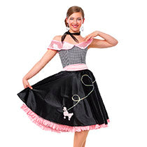 E1442 Rock'n Roll - Character, Online Dance Costumes