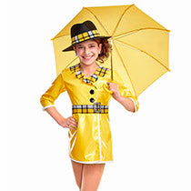 E1354 April Showers - Character, Online Dance Costumes
