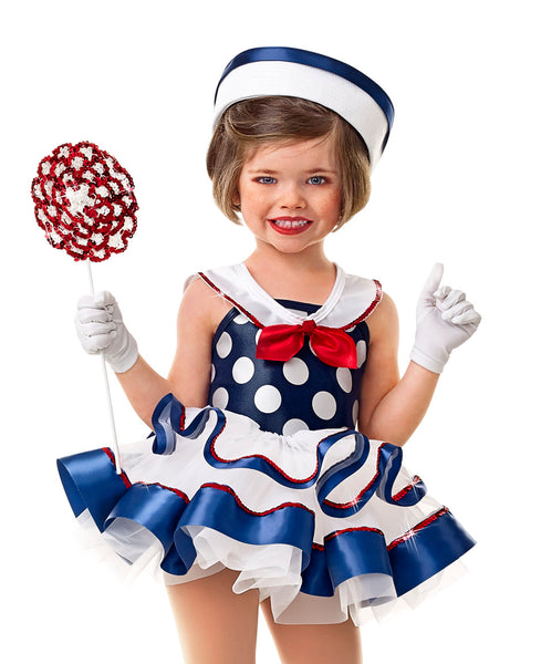 E866 Set Sail - Character, Online Dance Costumes