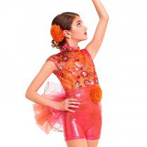 E1340 Flower Drum Song - Character, Online Dance Costumes