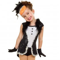 E061H Dance of the Penguins - Character, Online Dance Costumes