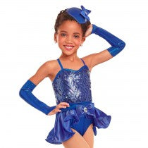 E1264 No Business Like Show Business - Jazz, Tap & Hip Hop, Online Dance Costumes