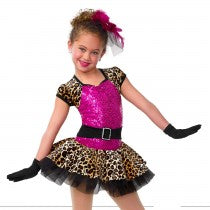 E1137 Box of Smiles - Jazz, Tap & Hip Hop, Online Dance Costumes